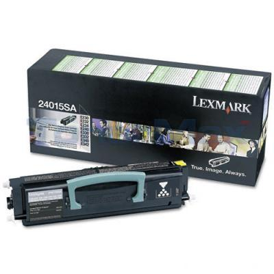 LEXMARK E230 TONER CARTRIDGE BLACK RP